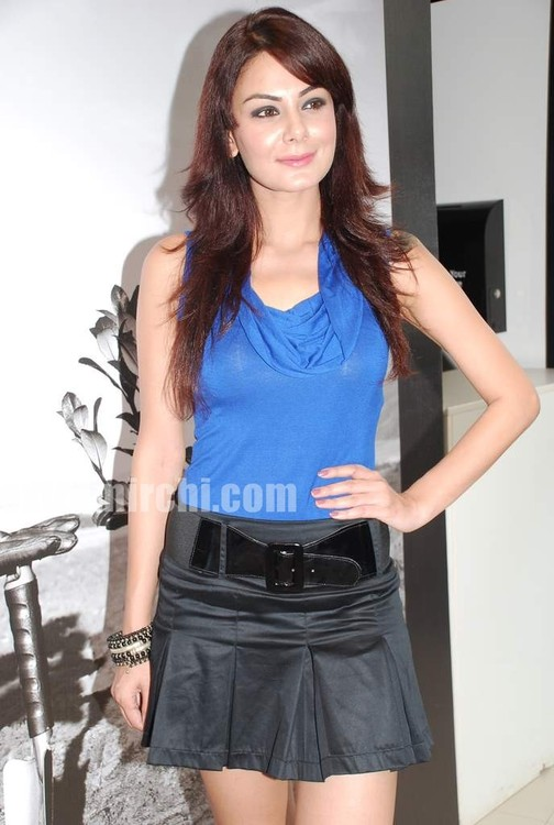 Aanchal at launch ceremony