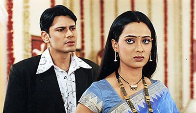 Shweta Tiwari and Cezanne Khan